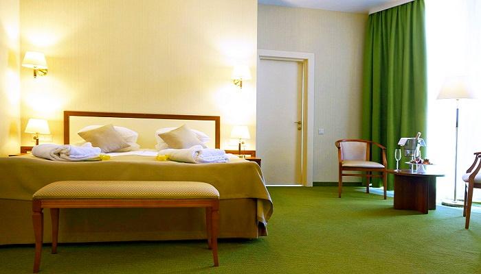 Отель Грей ИНН на набережной Феодосии