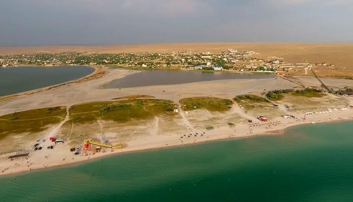Фото Пляжи Оленевки