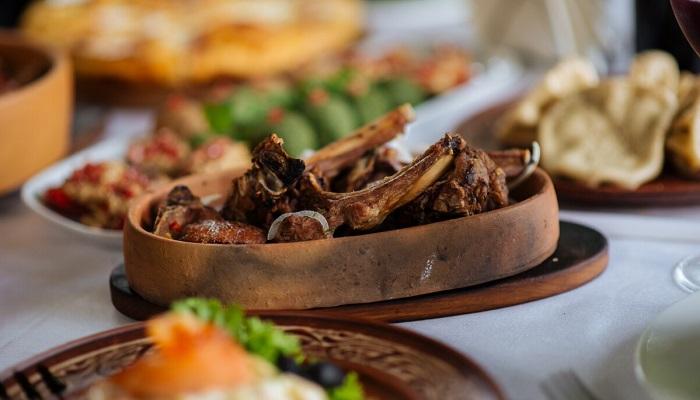 Шашлык ресторан Граф Кутузов Алушта