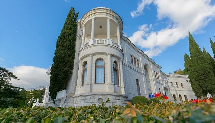 Дворец Суук-Су в Крыму
