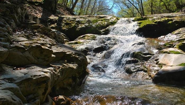 Фото Черемисовские водопады Крым