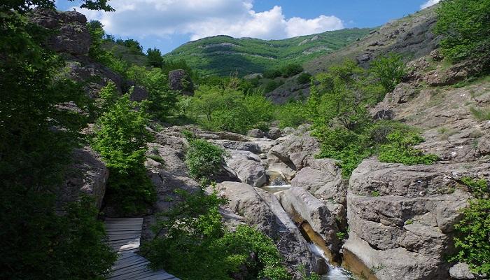Фото Крымские пейзажи