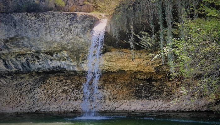 Фото Родновский водопад