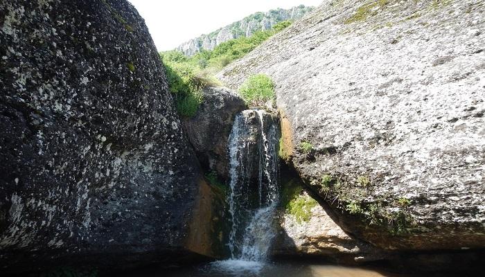 Фото Водопад Джурла Алушта