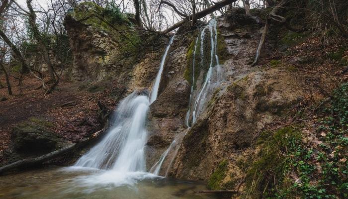 Фото Водопад Гейзер Крым