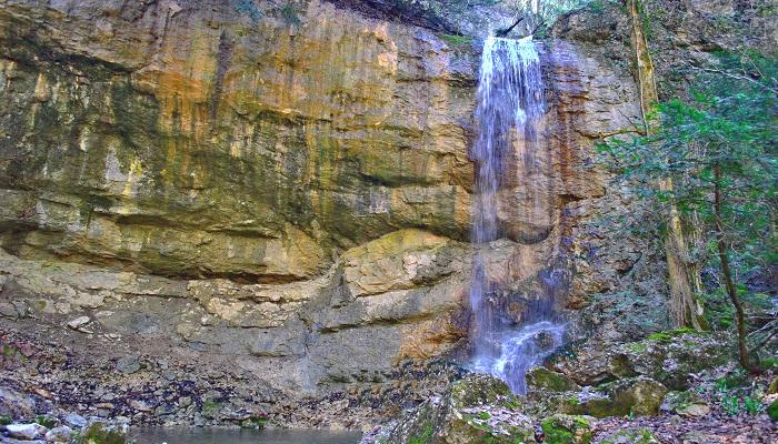 Фото Водопад Суаткан