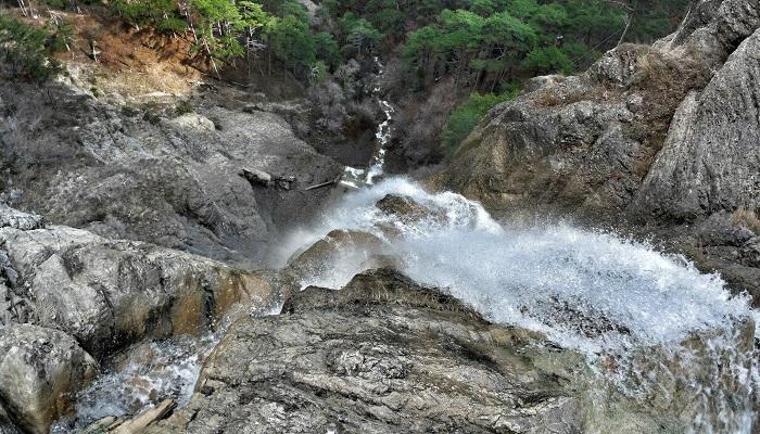 Фото Водопад Учан-Су Ялта