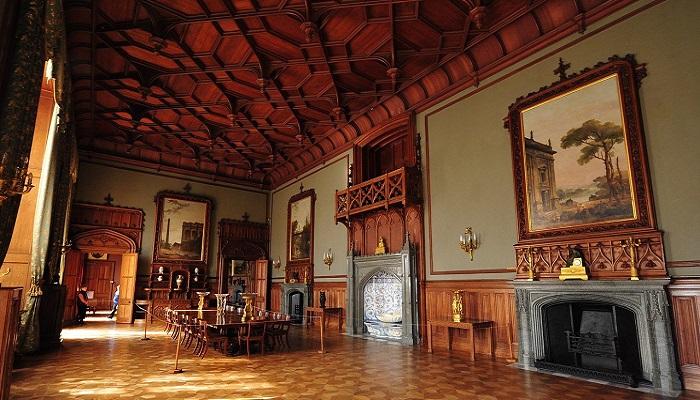 Фото Интерьер дворца