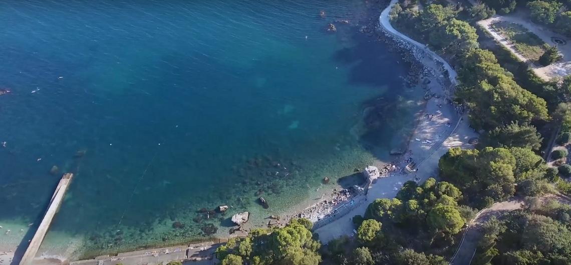 Пляжи Форос