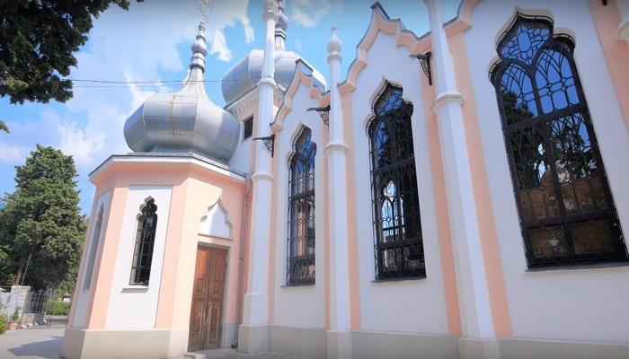 Храм Святого Иоана Златоуста в Ялте