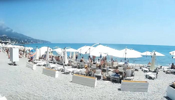 Фото Приморский пляж
