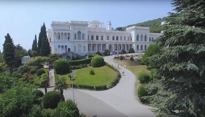 Фото Ливадийский дворец