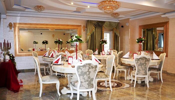 Фото Интерьер кафе Корона в Ливадии