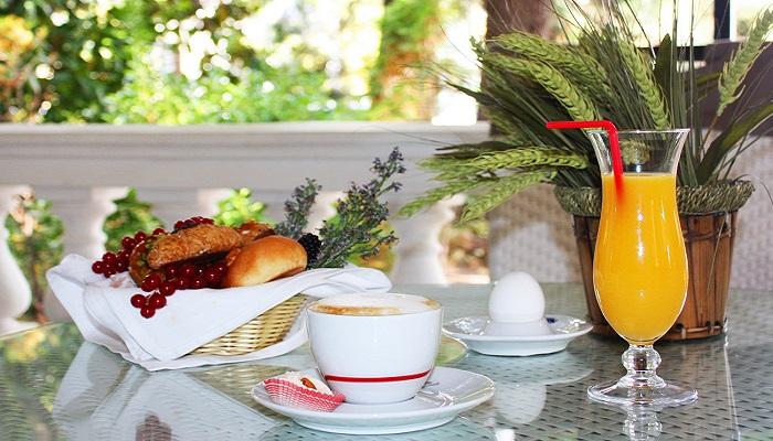 Фото Завтрак кафе Terrazza Ялта