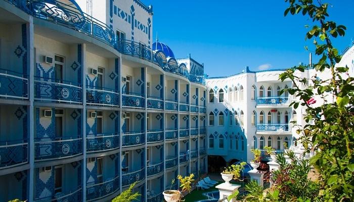 Курортный отель 1001 ночь