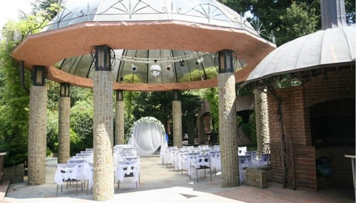 Фото Летняя площадка ресторана Аллегро в Ялте