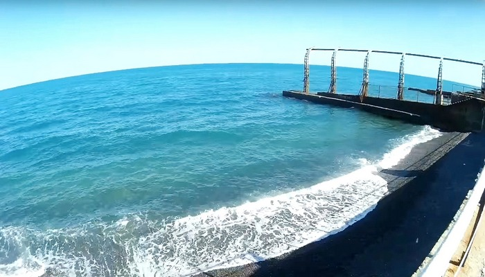 Фото Ливадийский пляж