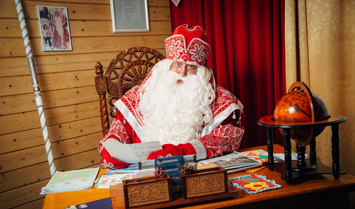 Фото Новогодние праздники Ялта