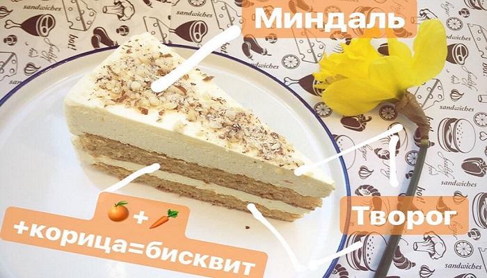 Пирожные кондитерской Маман в Ялте