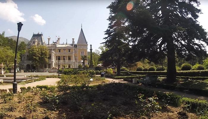Фото Массандровский дворец