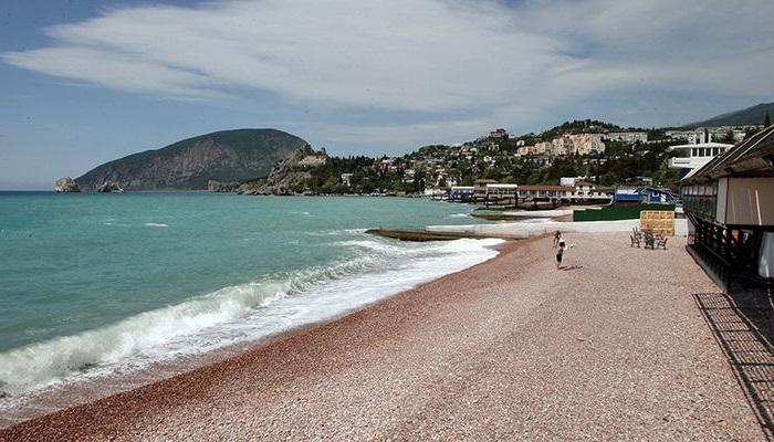 Пляж Жемчужина Крыма