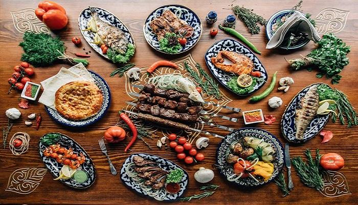 Фото Шашлык в ресторане Синематограф Ялта