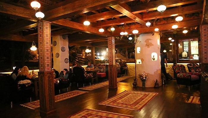Фото Ресторан Синематограф в Ялте