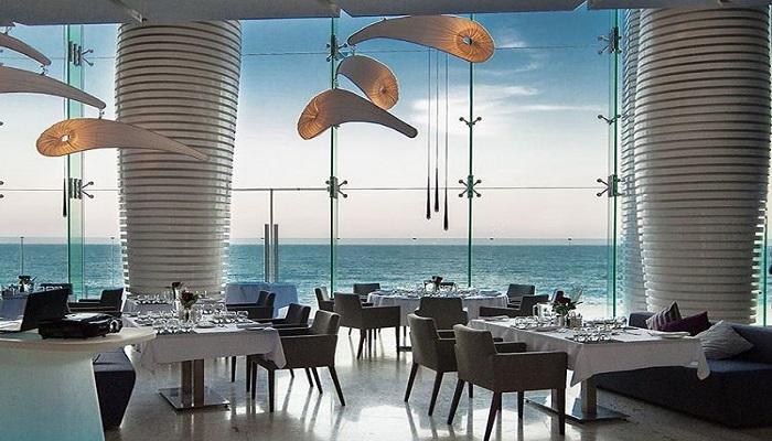Фото Интерьер ресторана Верди в Ялте