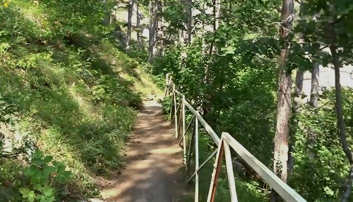 Штангеевская тропа в Ялте