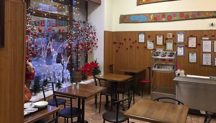 Зал столовая Крым Ялта