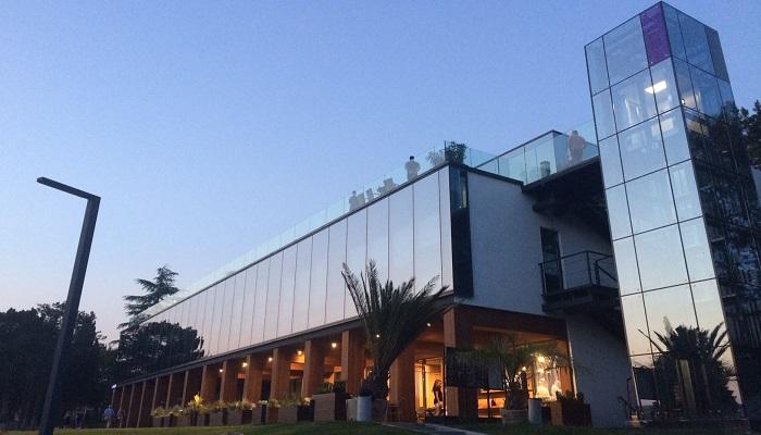 фото ресторан и дегустационный зал Золотая Балка