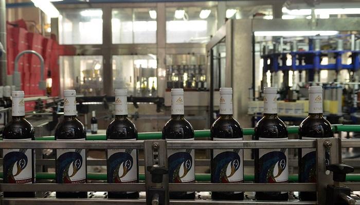 фото вино-коньячный завод Бахчисарай
