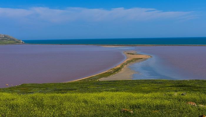 Достопримечательности Крыма Кояшское озеро