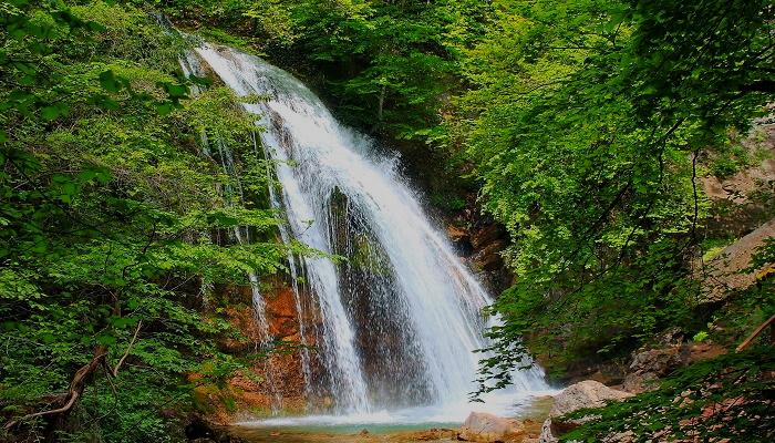 Достопримечательности Крыма водопады