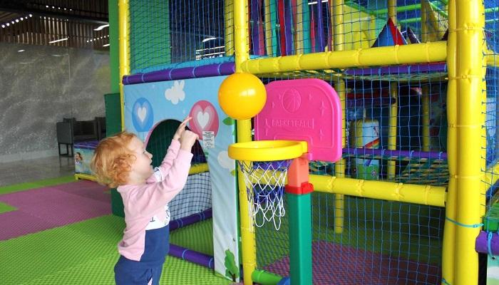 Игровая комната для детей в Бахчисарае