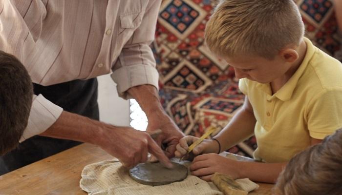 Мастерство гончарства для детей в Крыму