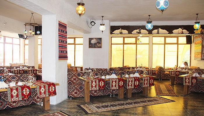 Национальная кухня в Бахчисарае