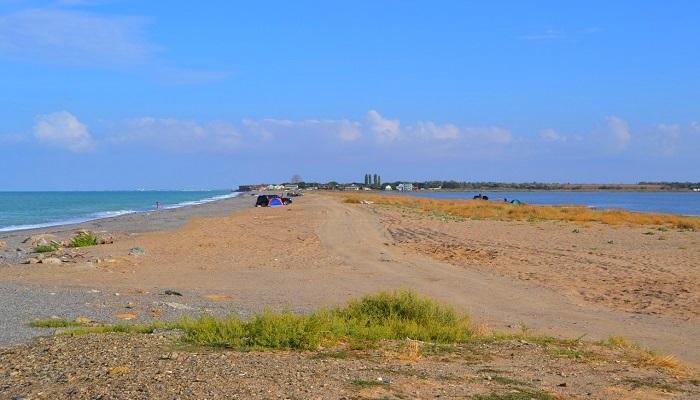 Озеро Бойгалы в Крыму