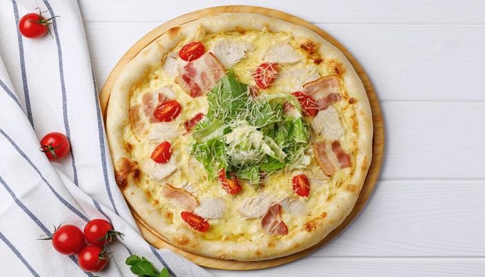 Самая вкусная пицца в Бахчисарае
