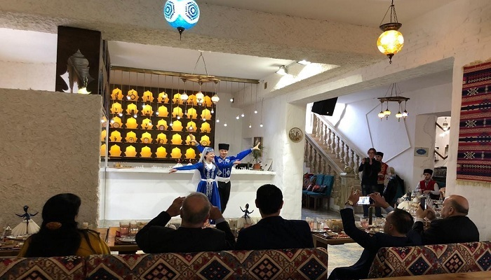 Танцы крымских татар