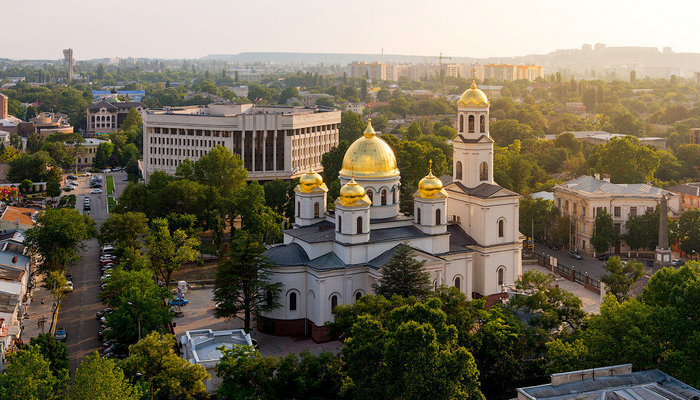 Собор Александра Невского Симферополь