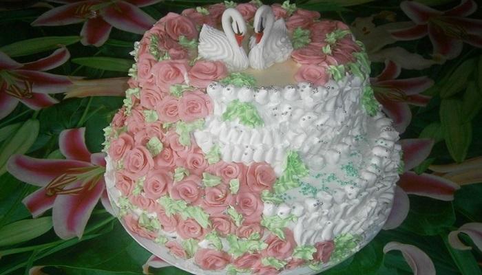 Свадебные торты в Симферополе