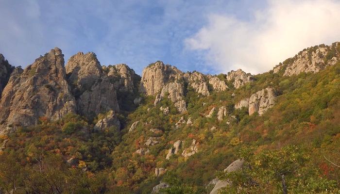 Фото Гора Демерджи в Крыму