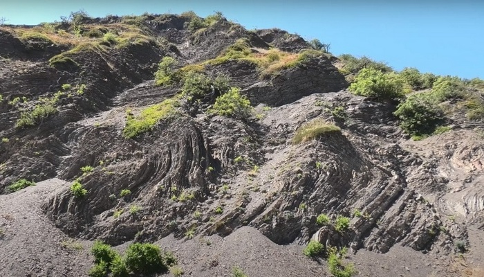 Гора Кастель в Алуште