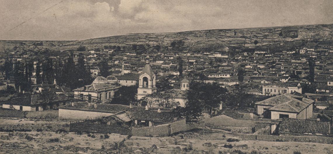 История Бахчисарая