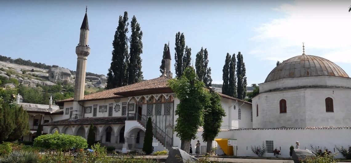 Мечеть Бахчисарая