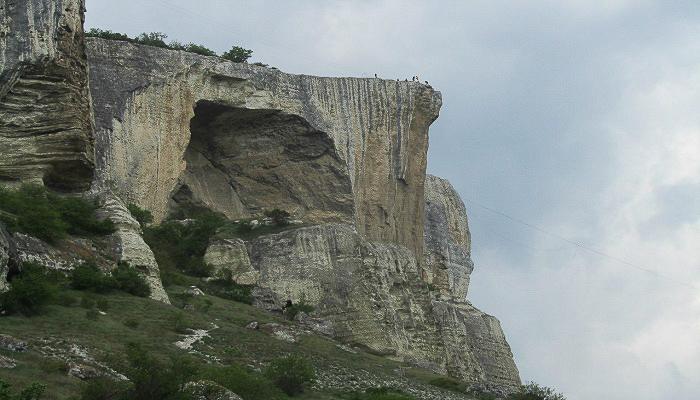 Достопримечательности качинского каньона