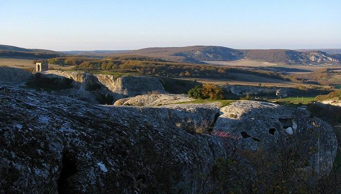 Фото Пещерный город рядом с Бахчисараем