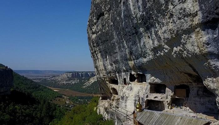 Фото Пещерный монастырь Челтер-Коба