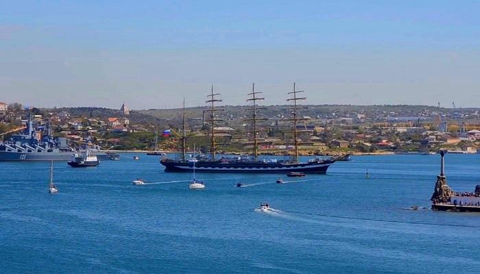 фото Севастопольская бухта